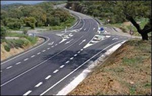 Modificación intersección N-435